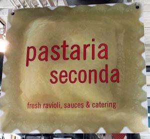 Pastaria Seonda Logo